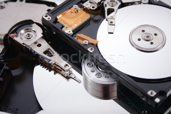 Disque dur disque Nice données affaires design Photo stock © jonnysek