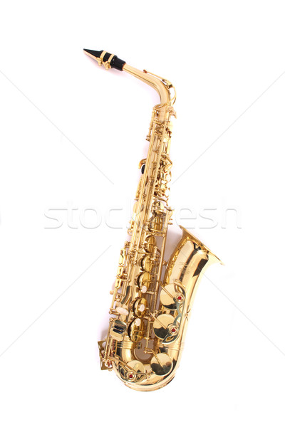 saxophone Stock photo © jonnysek