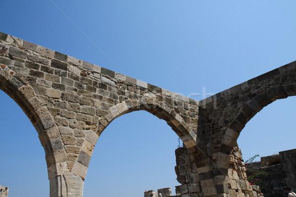 greece architecture  Stock photo © jonnysek