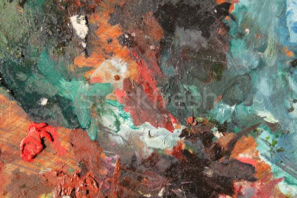 color background Stock photo © jonnysek
