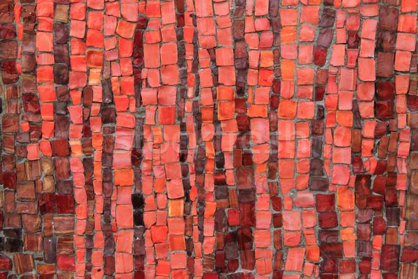 small stones mosaic background   Stock photo © jonnysek