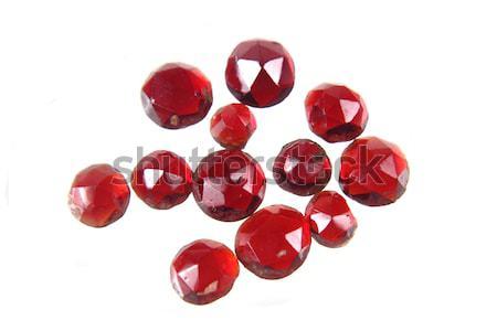 pyrope garnet minerals Stock photo © jonnysek