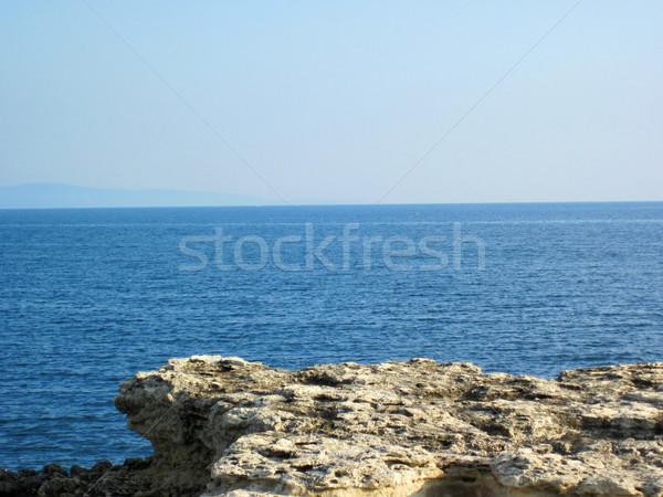 bulgarian sea Stock photo © jonnysek