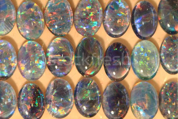 Luxus gyöngy textúra szép természetes kagyló Stock fotó © jonnysek