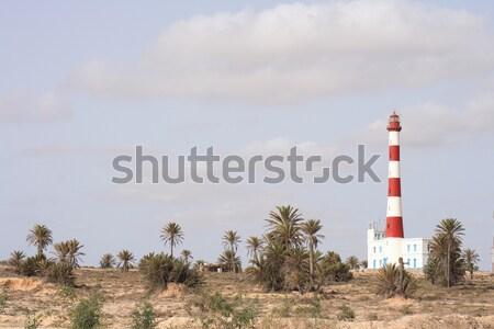 old lighthouse Stock photo © jonnysek