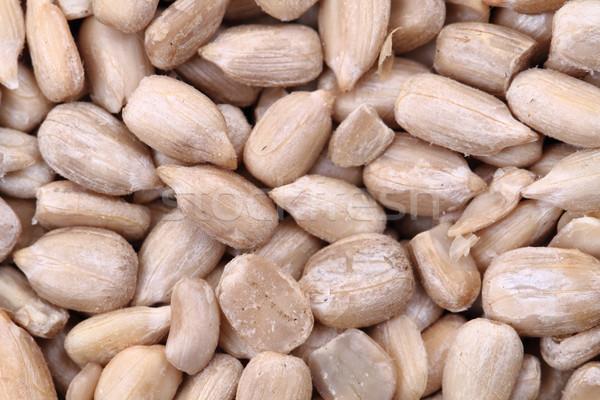 Saine tournesol semences alimentaire humaine texture Photo stock © jonnysek