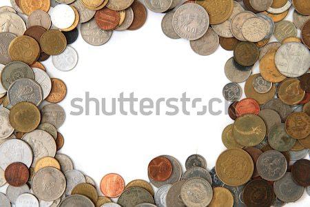 old european coins  Stock photo © jonnysek