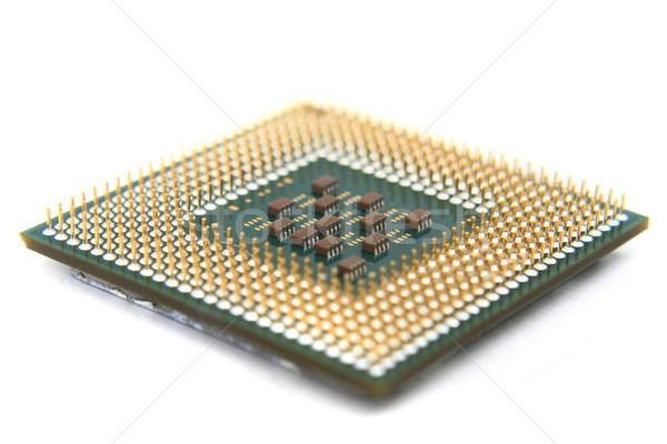 old microprocessor Stock photo © jonnysek