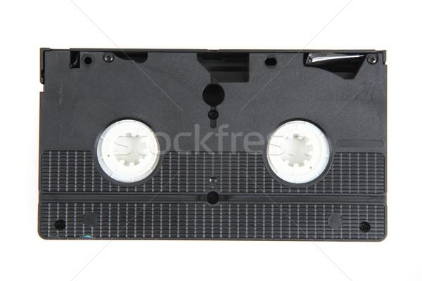 videotape (video cassette) Stock photo © jonnysek