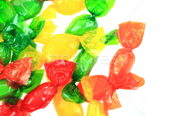 color bonbon isolated Stock photo © jonnysek