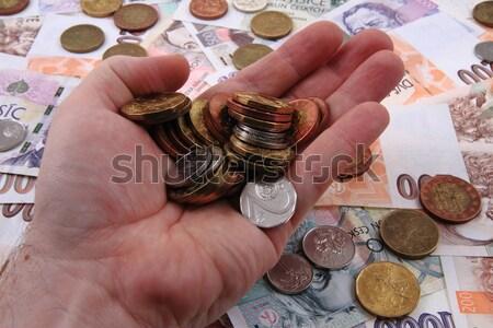 Diament czech ceny nice finansowych kamień Zdjęcia stock © jonnysek