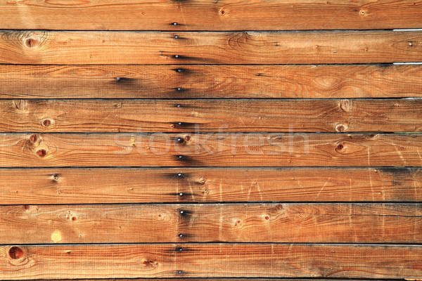 old wood background Stock photo © jonnysek
