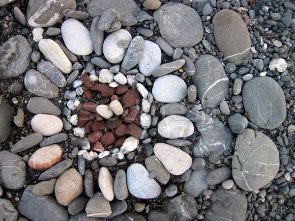 Foto stock: Pedras · cor · bom · praia · saúde · pedra