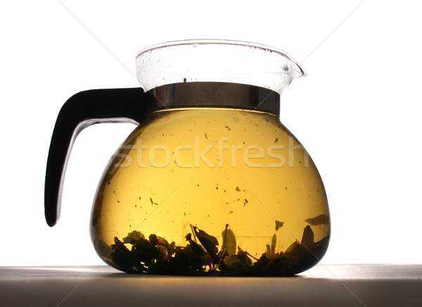 herbal tea Stock photo © jonnysek