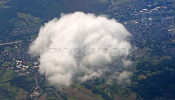 облаке место природы фото красивой Сток-фото © joseph73