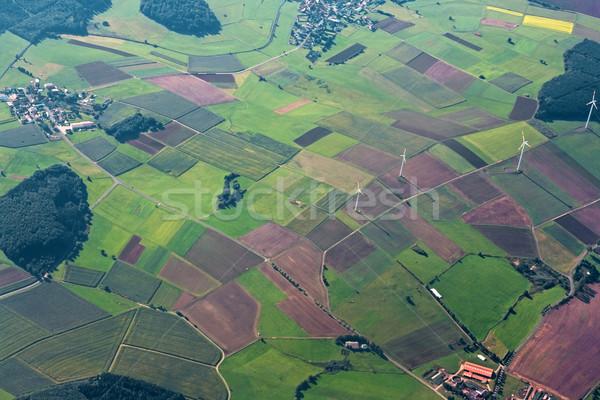 Peaceful landscape Stock photo © joseph73