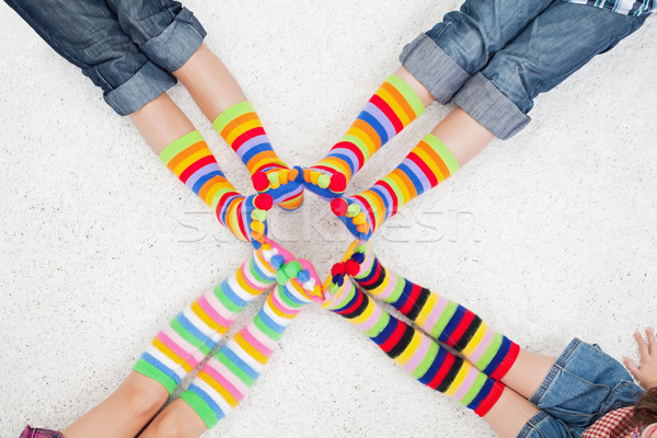 Colorful socks Stock photo © joseph73