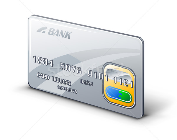 Credit card Stock photo © jossdiim