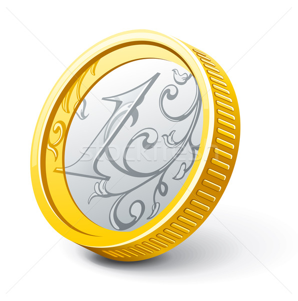 Stock photo: Coin