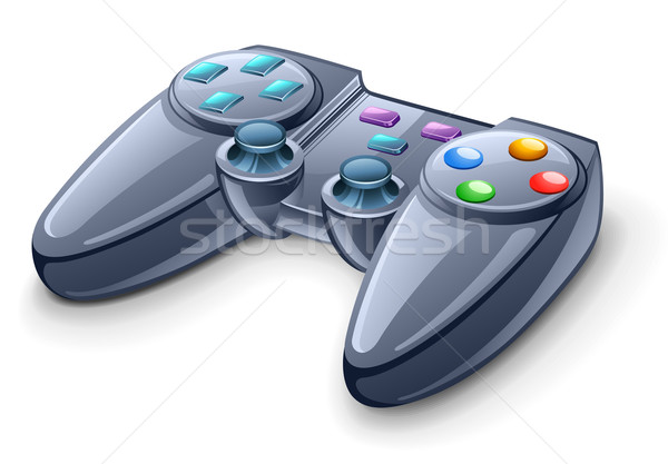 Gamepad Stock photo © jossdiim