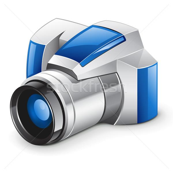 Professional digital photo camera Stock photo © jossdiim