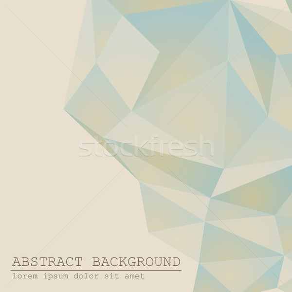 Abstract illustratie vector business ontwerp technologie Stockfoto © Jugulator