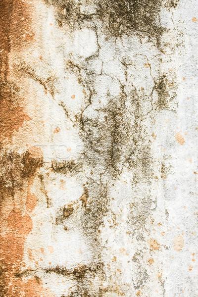 Kirli dağınık doku duvar boya taş Stok fotoğraf © Juhku