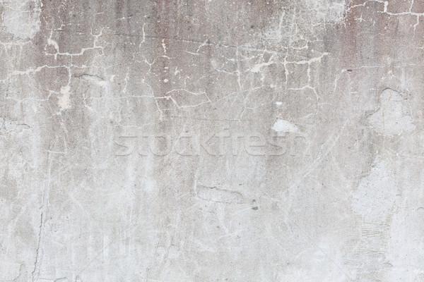 Dağınık beton duvar lekeli doku boya Stok fotoğraf © Juhku
