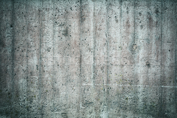 Resistiu concreto parede textura ao ar livre urbano Foto stock © Juhku