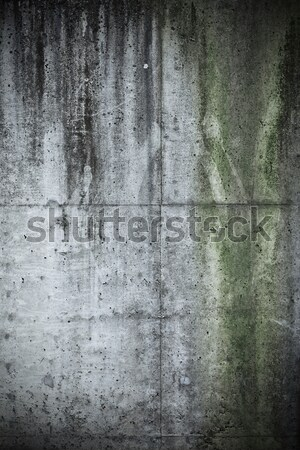 Dark messy grunge concrete texture Stock photo © Juhku
