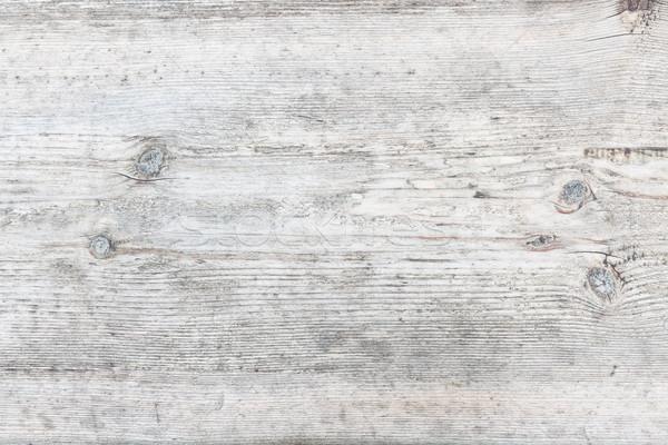 Kopott szürke fa textúra természetes természet háttér Stock fotó © Juhku