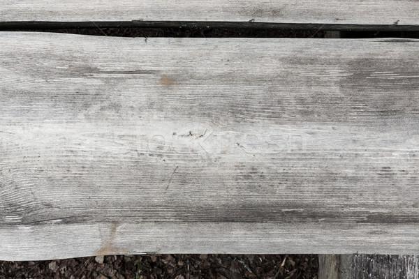 グレー 木の質感 自然 ツリー 木材 ストックフォト © Juhku