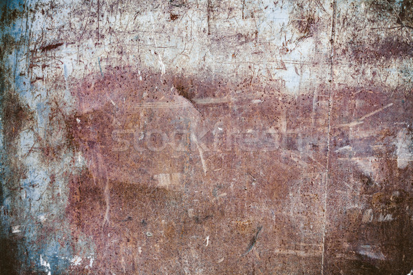 Old worn rusty texture Stock photo © Juhku