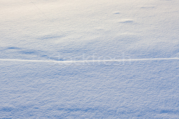 Scenic snow and ice texture background Stock photo © Juhku