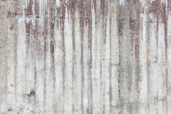 Capeado concretas pared textura aire libre diseno Foto stock © Juhku