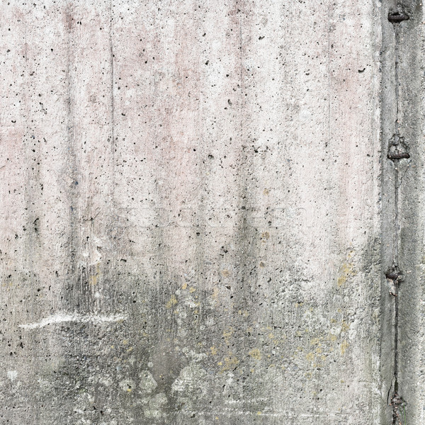 Weathered concrete wall texture Stock photo © Juhku