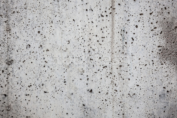 Holey concrete wall background Stock photo © Juhku