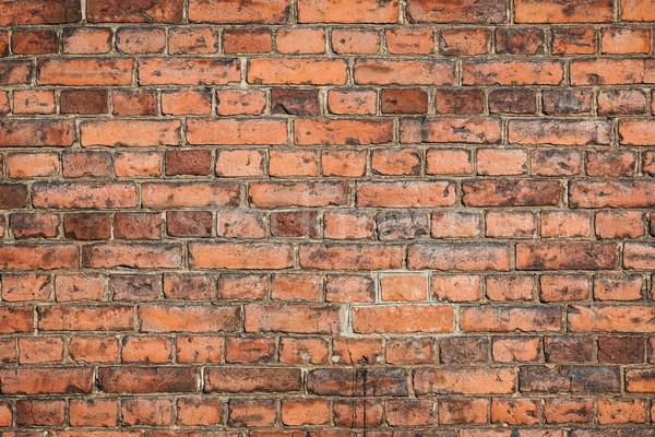 Old worn brickwall Stock photo © Juhku