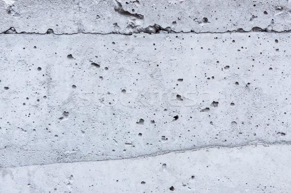 Worn concrete wall closeup Stock photo © Juhku