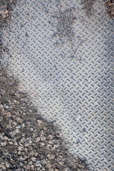Koszos ipari markolás padló textúra minta Stock fotó © Juhku