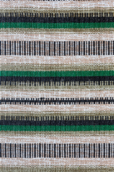 plastic rag rug patterns texture Stock photo © Juhku