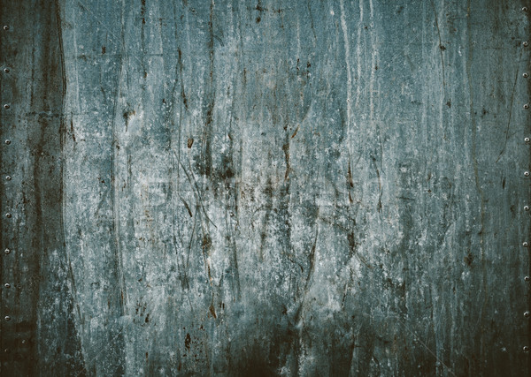 Stained metal texture Stock photo © Juhku