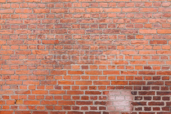 Velho urbano parede de tijolos textura edifício Foto stock © Juhku