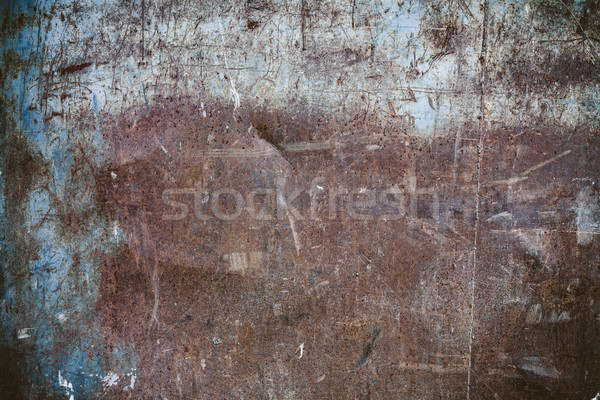 Old worn rusty texture Stock photo © Juhku