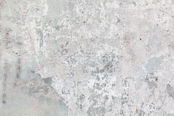 Worn old painted concrete wall Stock photo © Juhku