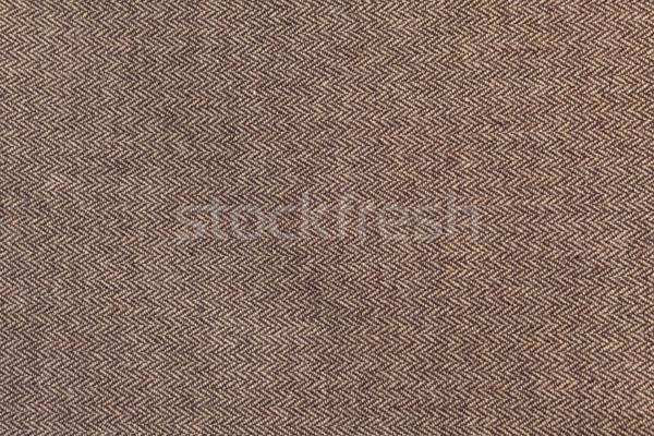 Fabric with zig zag pattern Stock photo © Juhku