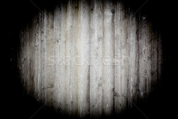Concrete texture and heavy vignette Stock photo © Juhku