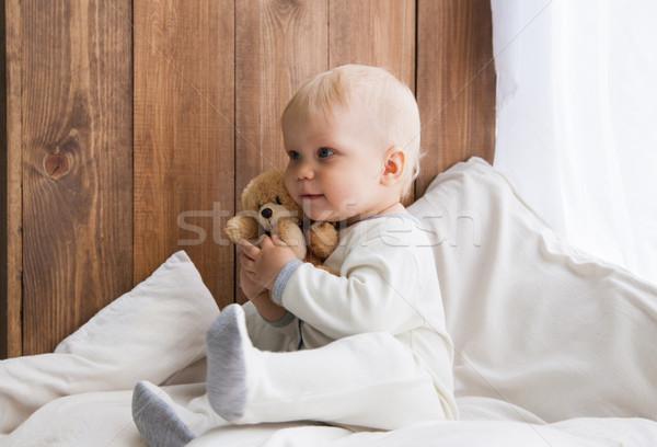Speelgoed beer zoete Stockfoto © julenochek