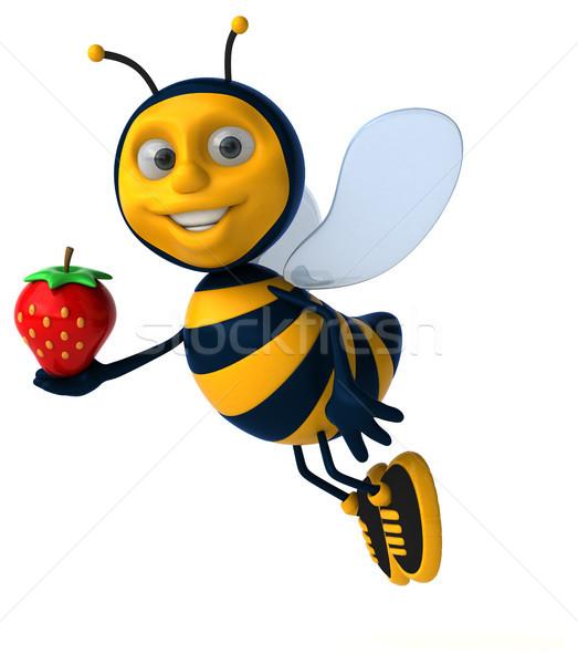 Fun bee Stock photo © julientromeur