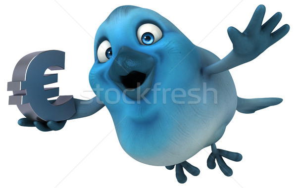 Blue bird Stock photo © julientromeur